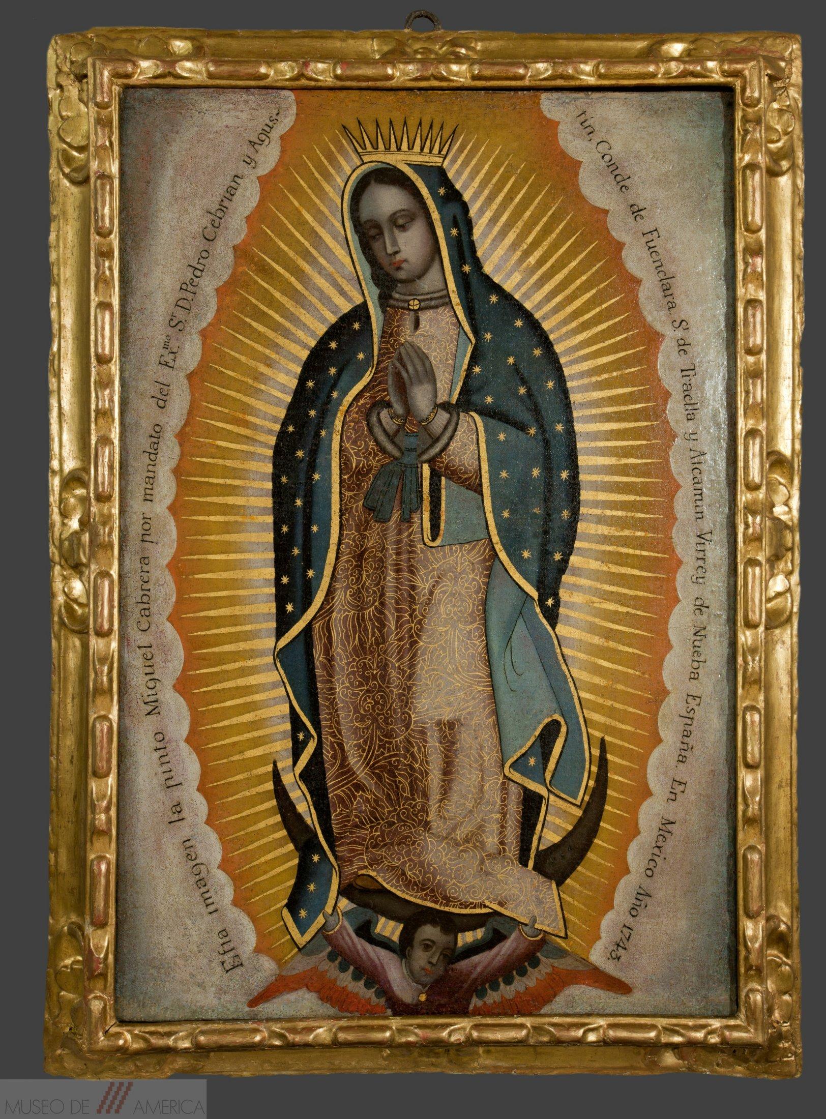 """""""Jungfrau von Guadalupe"""""""