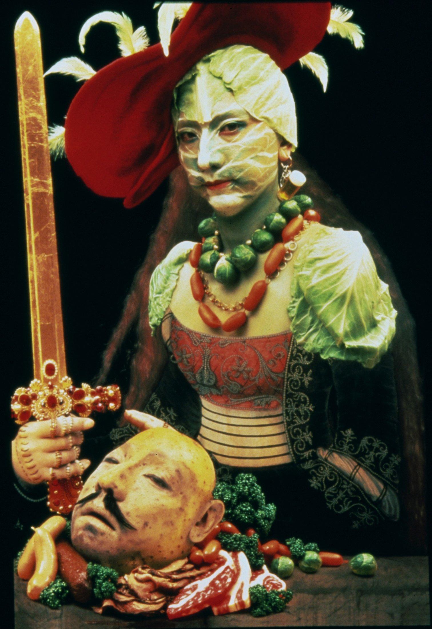Mother (Judith II)
