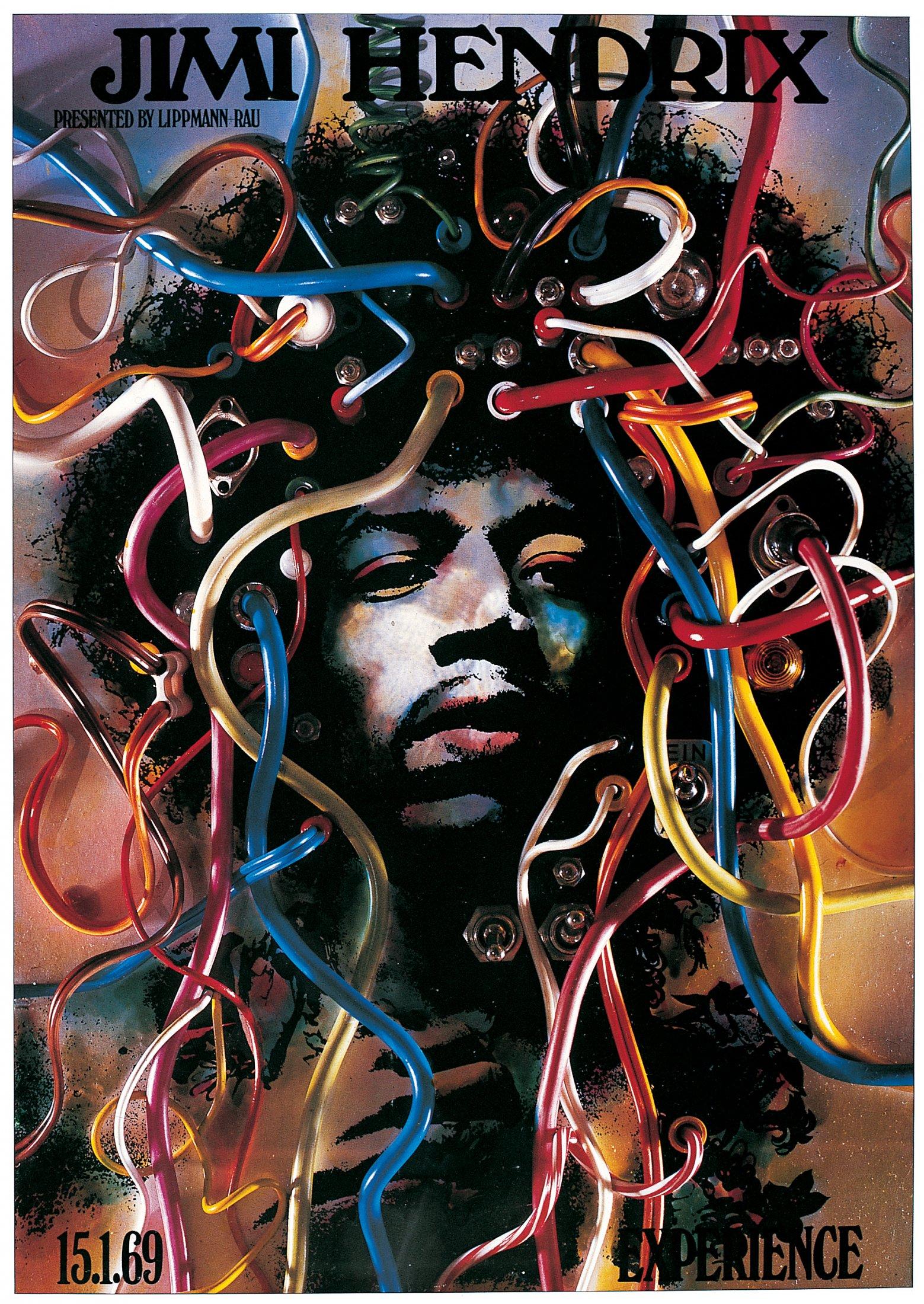 Kieser, Jimi Hendrix