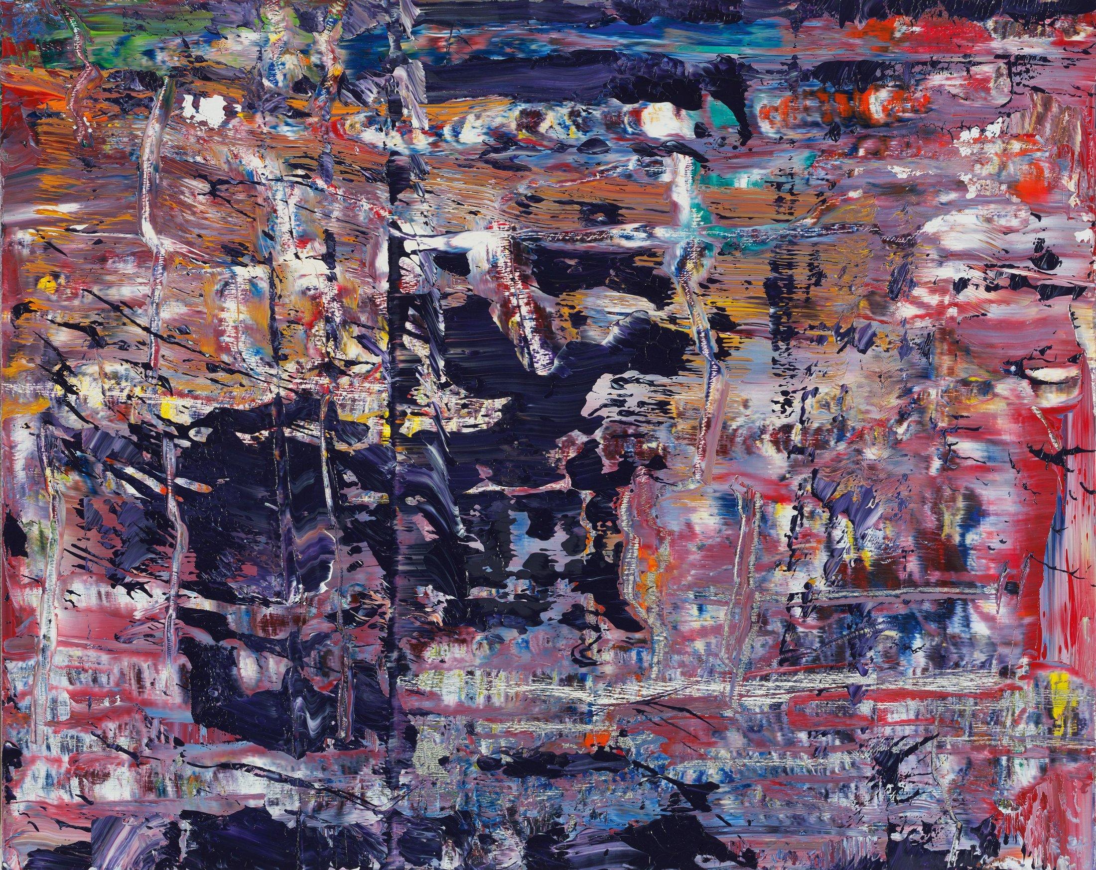 Abstraktes Bild (947-2)