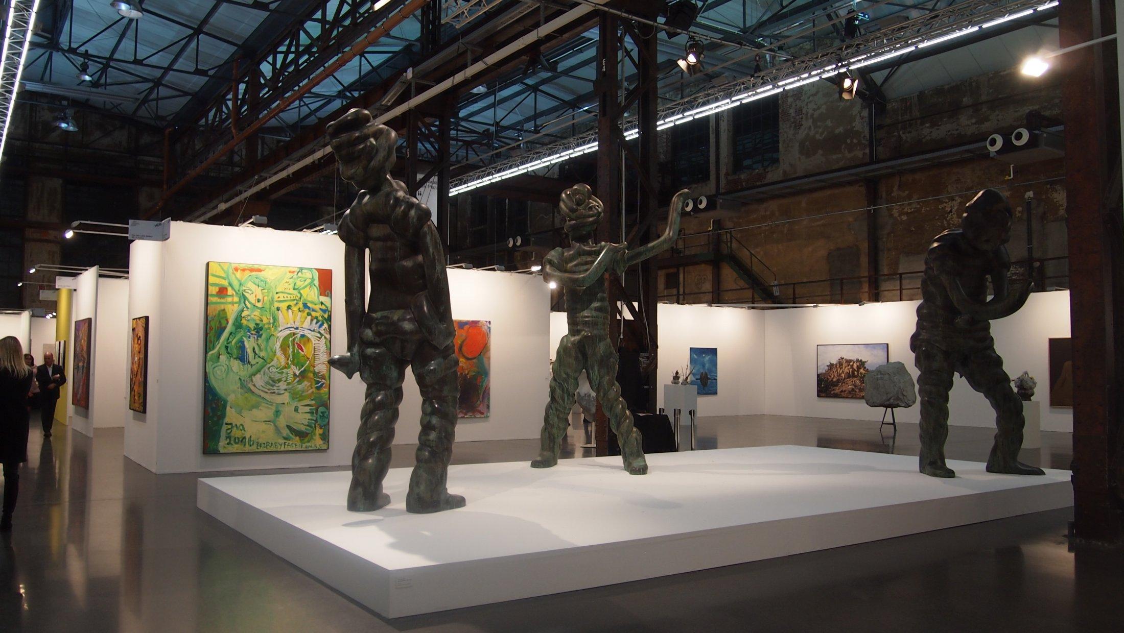 Art Düsseldorf 2017