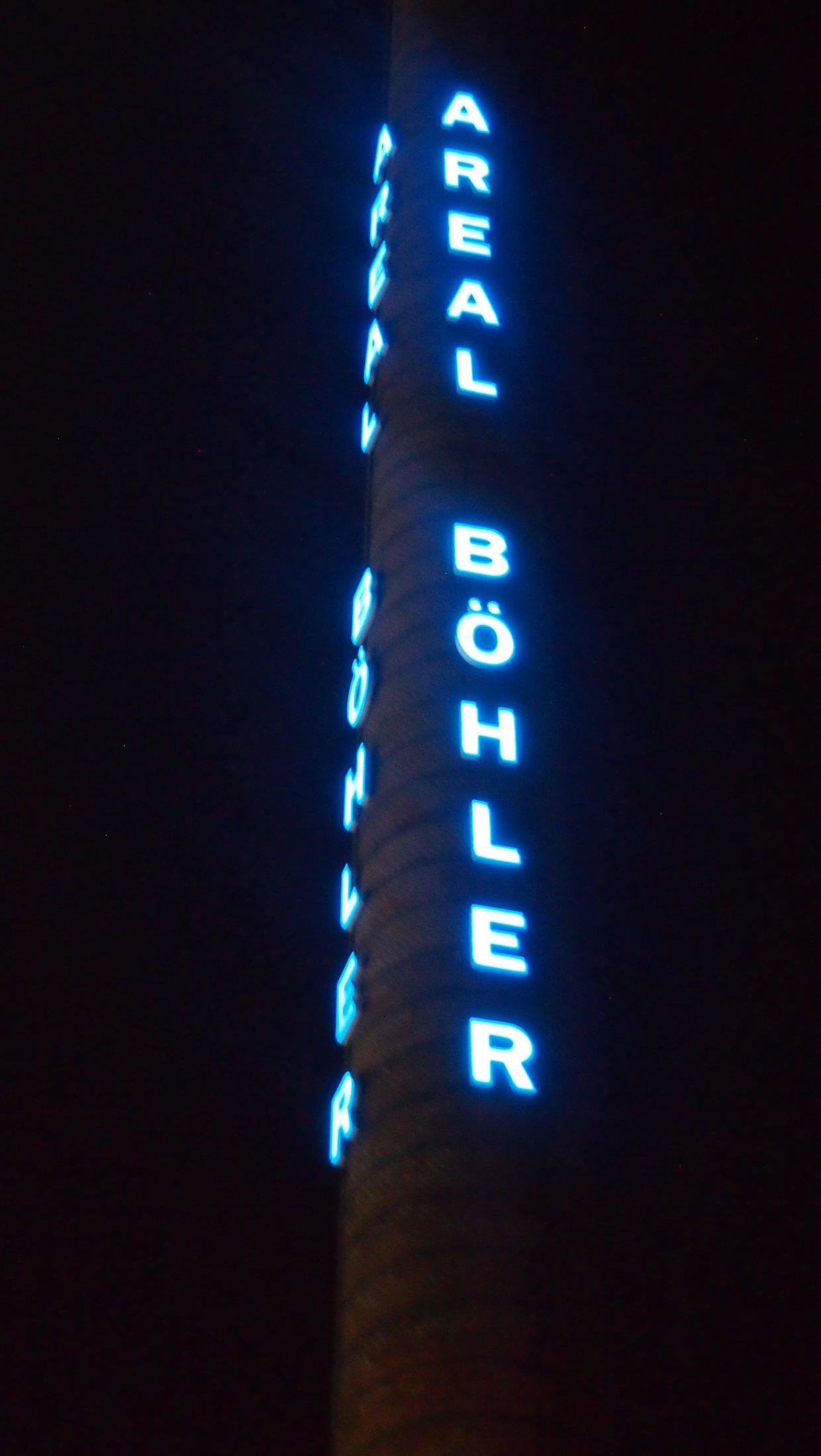 Areal Böhler
