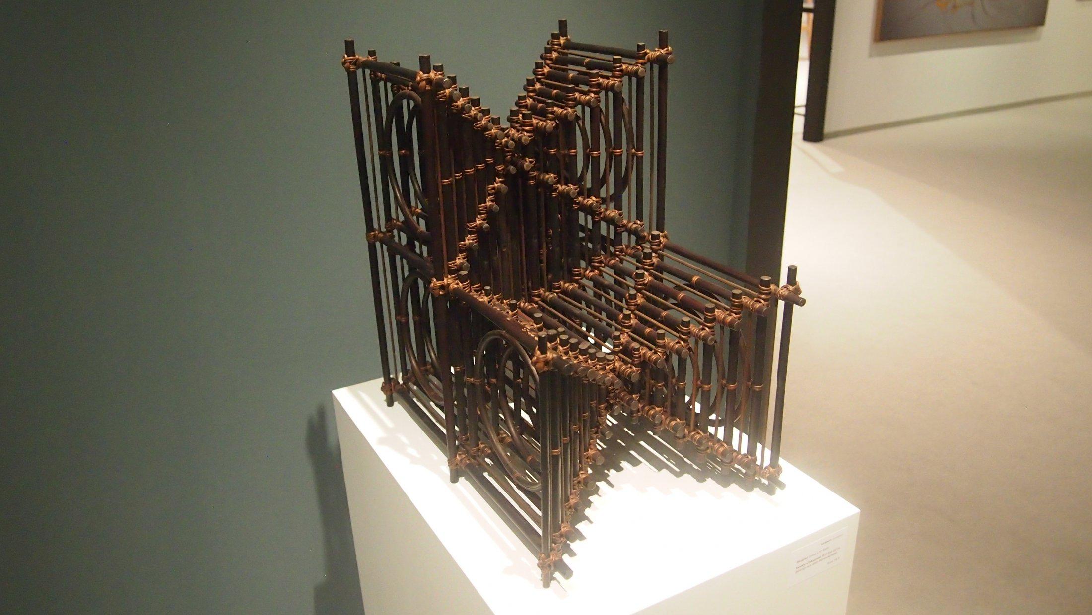 "Galerie Kirbach, ""Tanabe Chikuunsai III"""