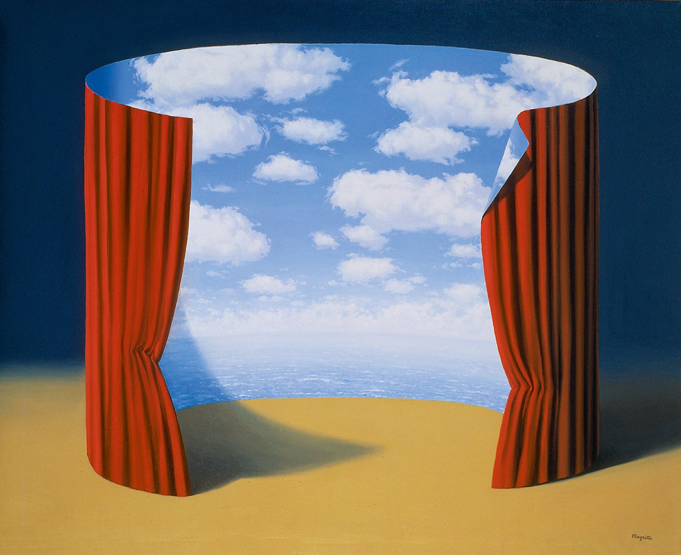 Schirn Presse Magritte Les Memoire Dun Saint
