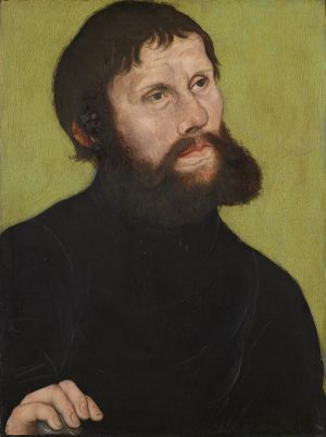Bildnis Luthers als Junker Jörg