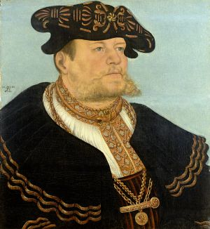 Bildnis des Kanzlers Gregor Brück
