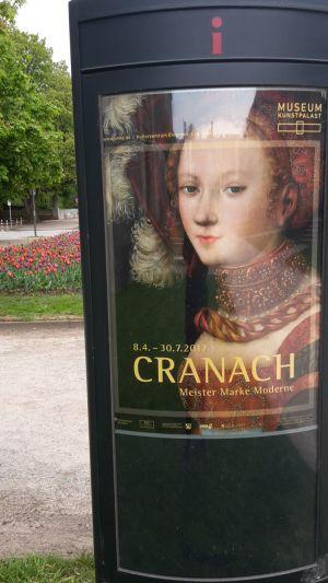 """""""Cranach. Meister - Marke - Moderne"""