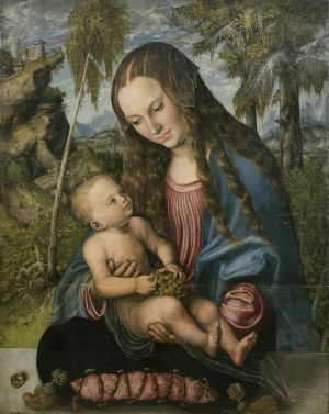 Madonna mit dem Kind