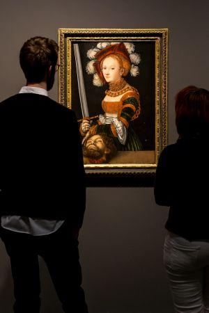 """""""Cranach. Meister - Marke - Moderne"""""""
