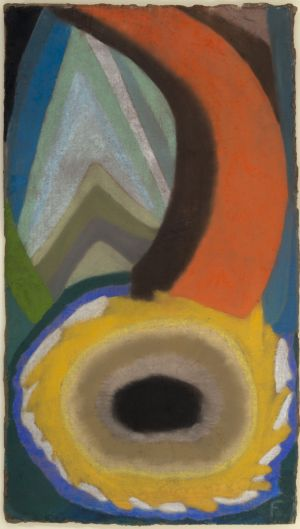 Komposition, 1921