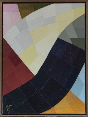 Komposition, 1931