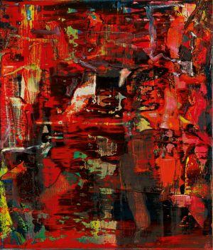 Abstraktes Bild (947-8)