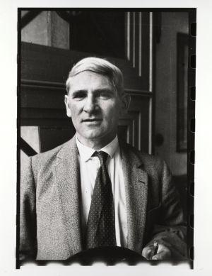 Otto Freundlich vor dem Kölnischen Kunstverein
