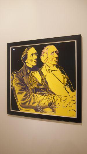 "Andy Warhol, ""Hans Christian Andersen"", 1987"