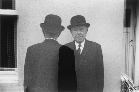 Rene Magritte Coming And Going