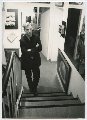 Wolfgang Hahn Kunst Ins Leben Treppe