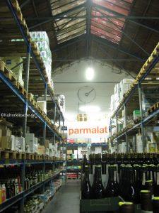 Innenansicht Geschäft Parma Delikatessen in Köln-Ehrenfeld. Quelle: Kulturklitsche.de