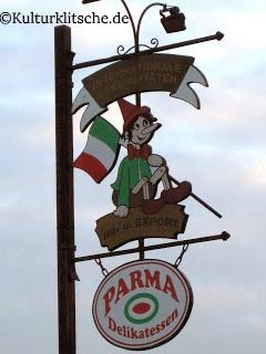 Geschäft Parma Delikatessen in Köln-Ehrenfeld. Quelle: Kulturklitsche.de