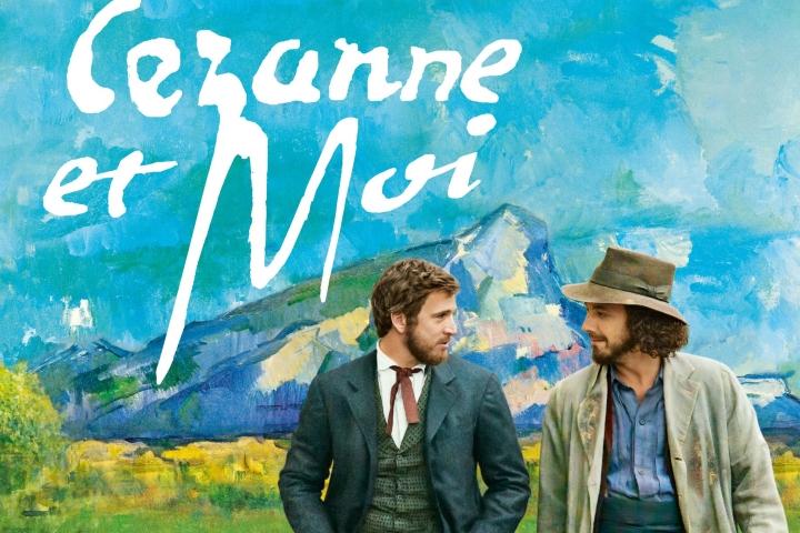 """Pressebild pathefilms.ch, """"Meine Zeit mit Cézanne"""" mit Guillaume Canet & Guillaume Galienne; autorisée dans le contexte de la promotion du film."""
