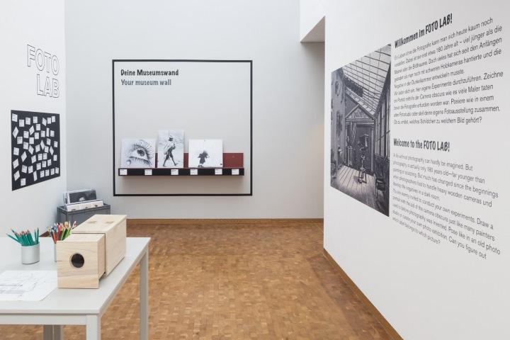 Ansicht FOTO LAB im Museum Ludwig Foto: Rheinisches Bildarchiv Köln/ Britta Schlier