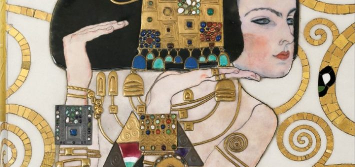 """""""Gustav Klimt: Sämtliche Gemälde"""", Copyright: Cover © TASCHEN / Photographe Luciano ROMANO, société Compagnie Immobilière SAS et consorts STOCLET Bildunterschrift: Cover of the German edition, Artikelbild Kulturklitsche"""