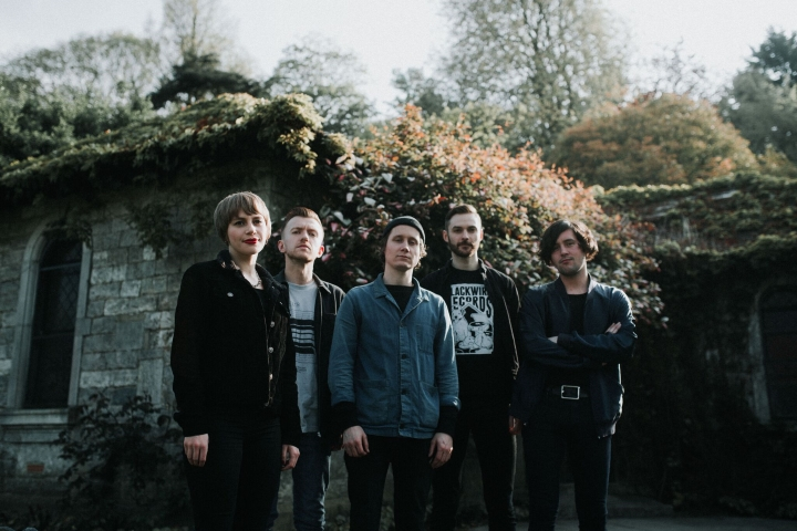 "Rolo Tomassi: ""Time Will Die And Love Will Bury It"", Pressefoto Fleet Union UG"